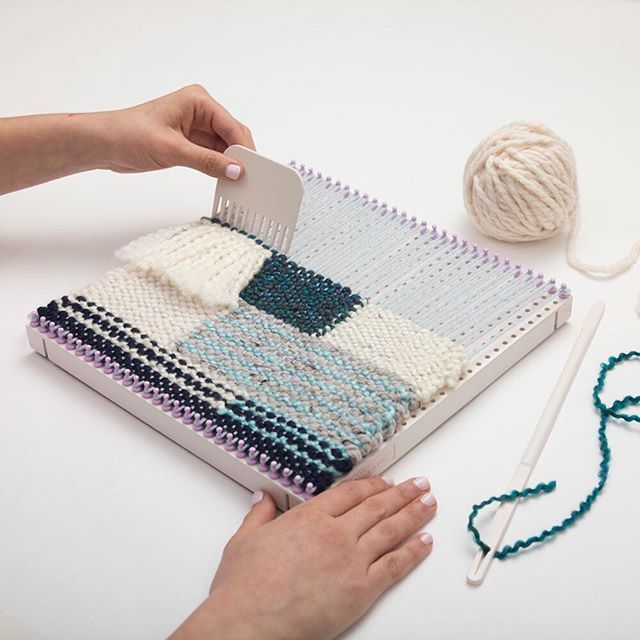 Announcing the new Martha Stewart Crafts DIY Weaver! Combine your ...