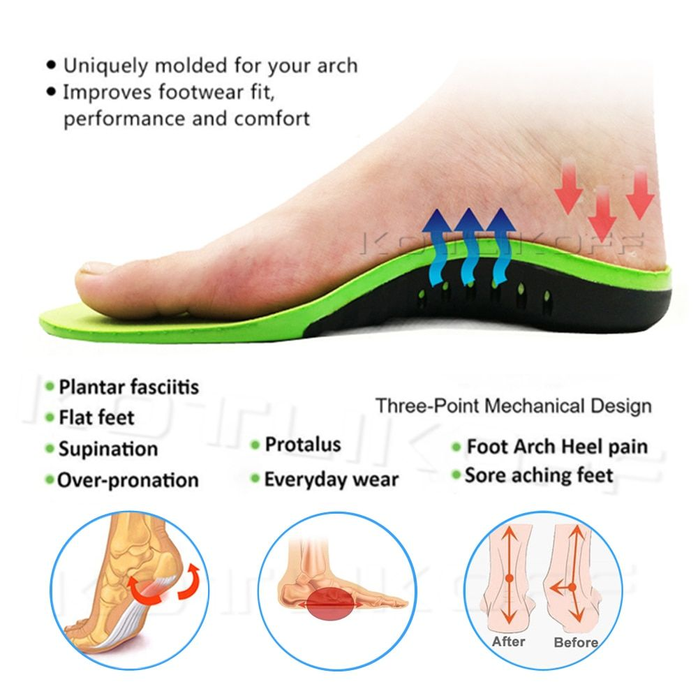 Best Orthopedic Shoes Sole Insoles For