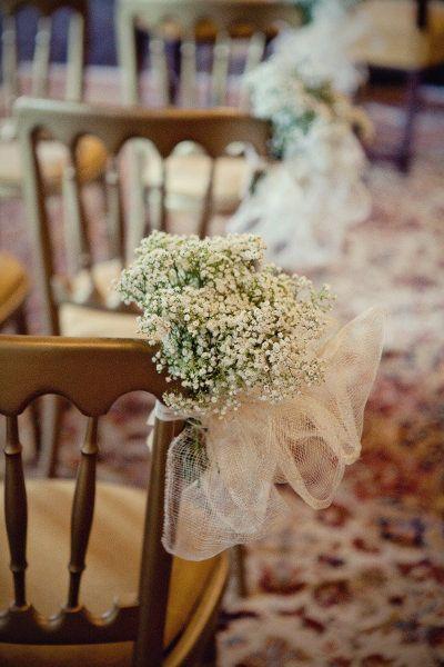 Decoraci n para boda rom ntica con paniculata boda for Decoracion boda romantica