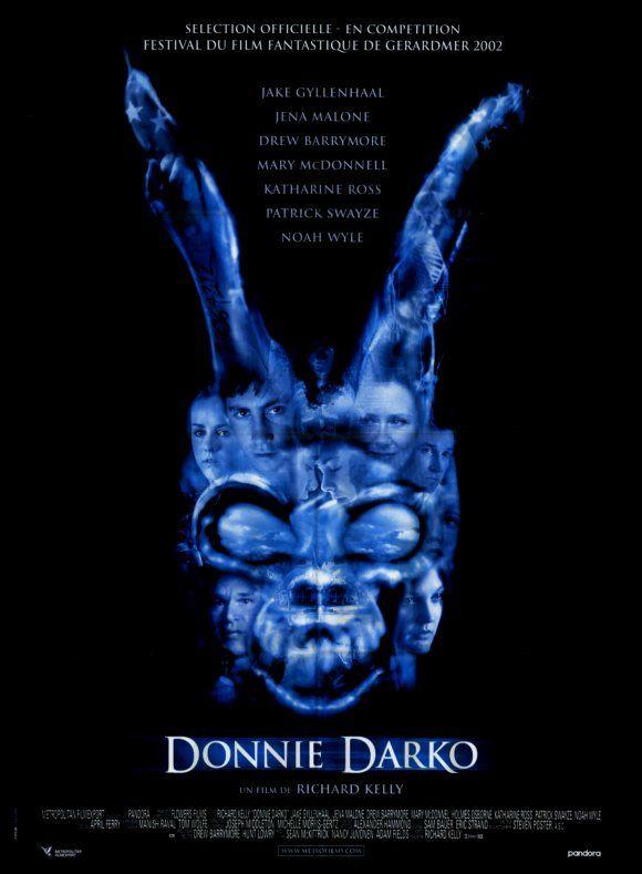 Donnie Darko Donnie Darko Movie Posters Donnie Darko Best Indie Movies