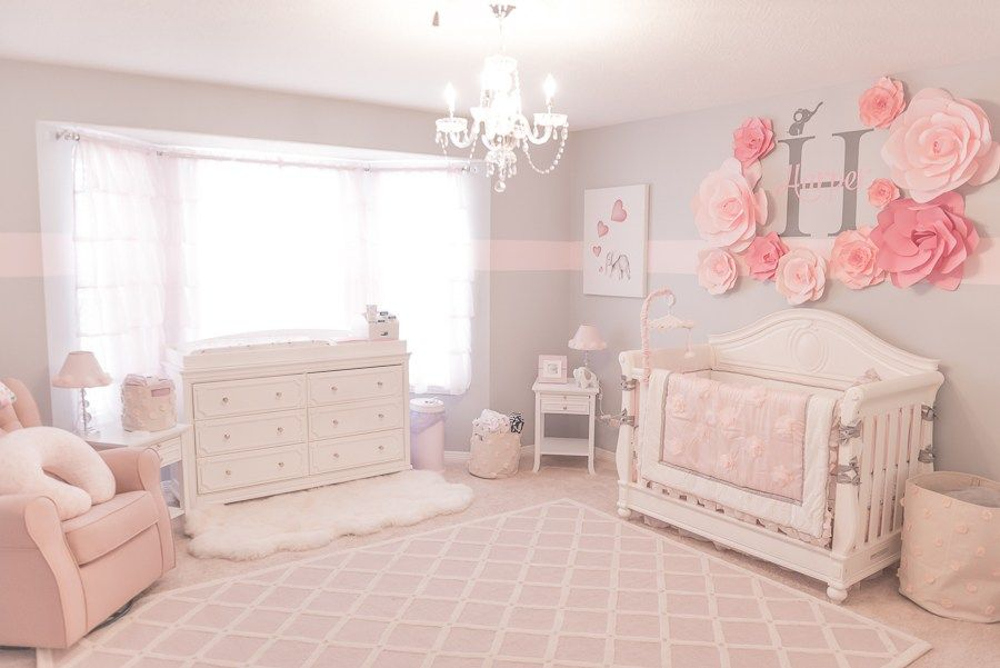 Pin By Delta Children On Baby Girl Rooms Girl Nursery