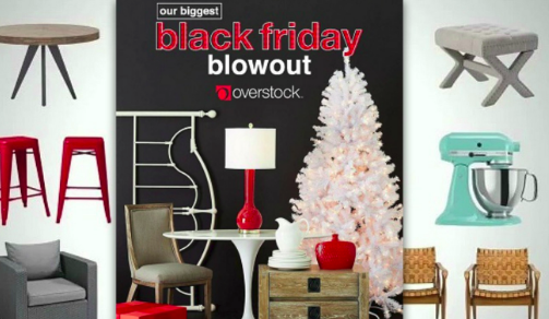 Overstock Black Friday 2020 Deals Offers and Sale on