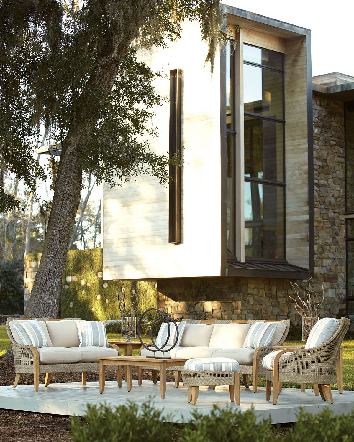 Edgewood Outdoor Lounge Chair | Pinterest | Muebles clásicos ...