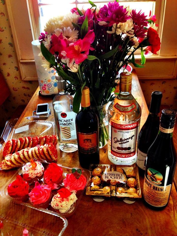 Valentine's day Feast