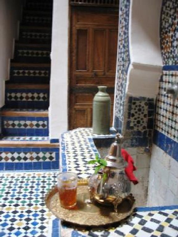 Traditional Moroccan House in the heart of the old medina ...