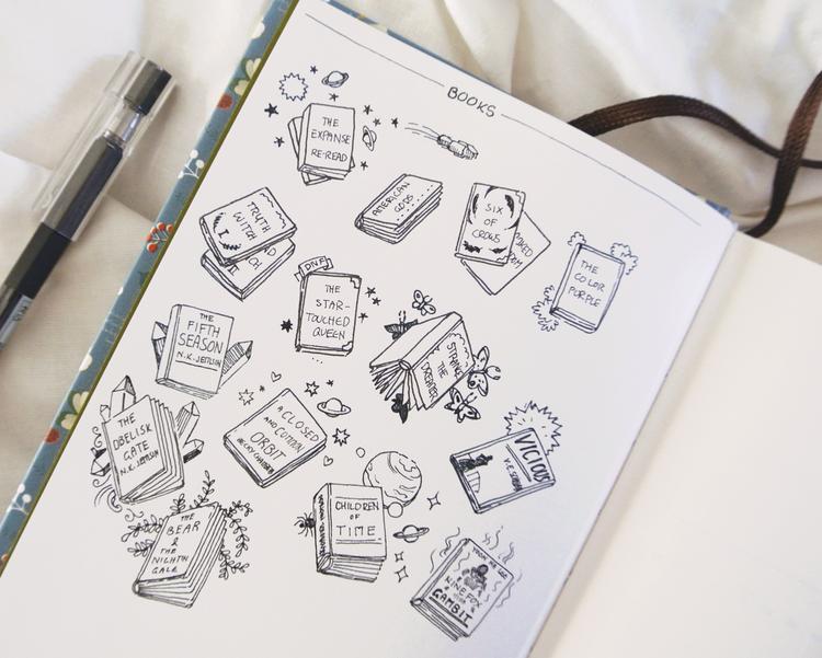 Мини рисунки для оформления тетради вас