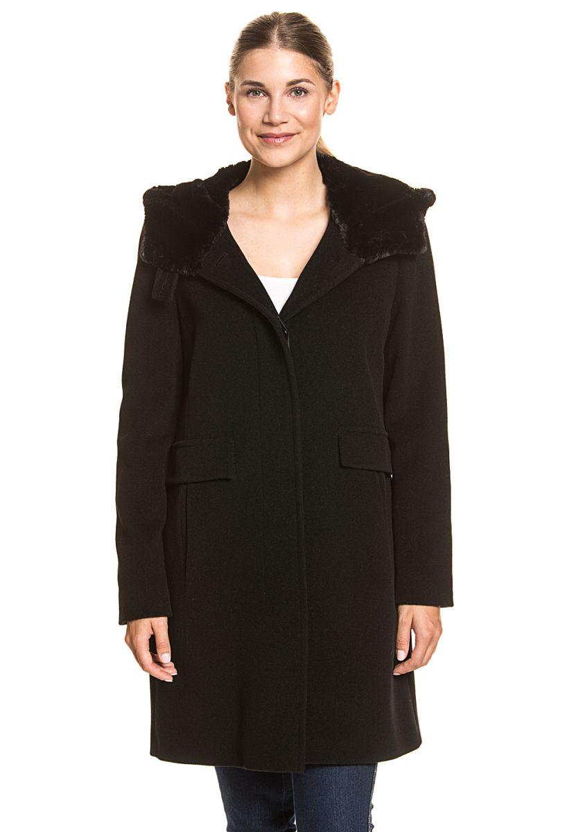 Fuchs schmitt mantel schwarz