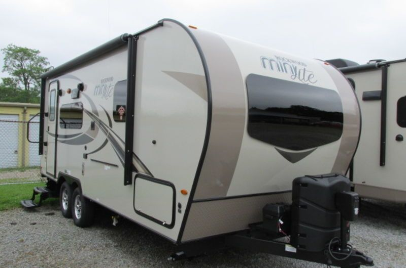 2019 Forest River Rockwood Mini Lite 2109s For Sale Mansfield