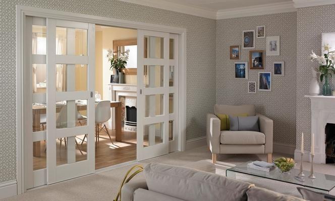 Doors Buying Guide | Room divider doors, Home, Interior