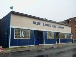 Blue Eagle Restaurant Worthington St Springfield Massachusetts
