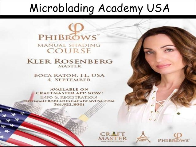USA Based Official Phibrows Microblading Academy | We offer Phibrows ...