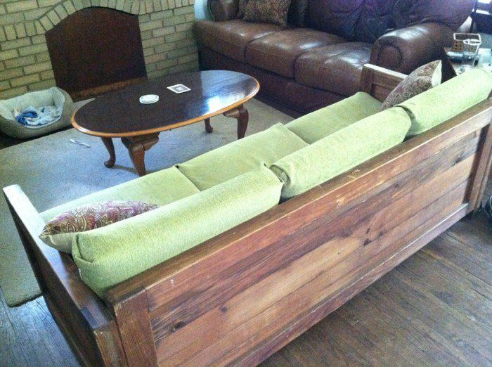 Sofa Selber Bauen Sie Konnen Ein Modernes Sofa Selber Bauen | Diy