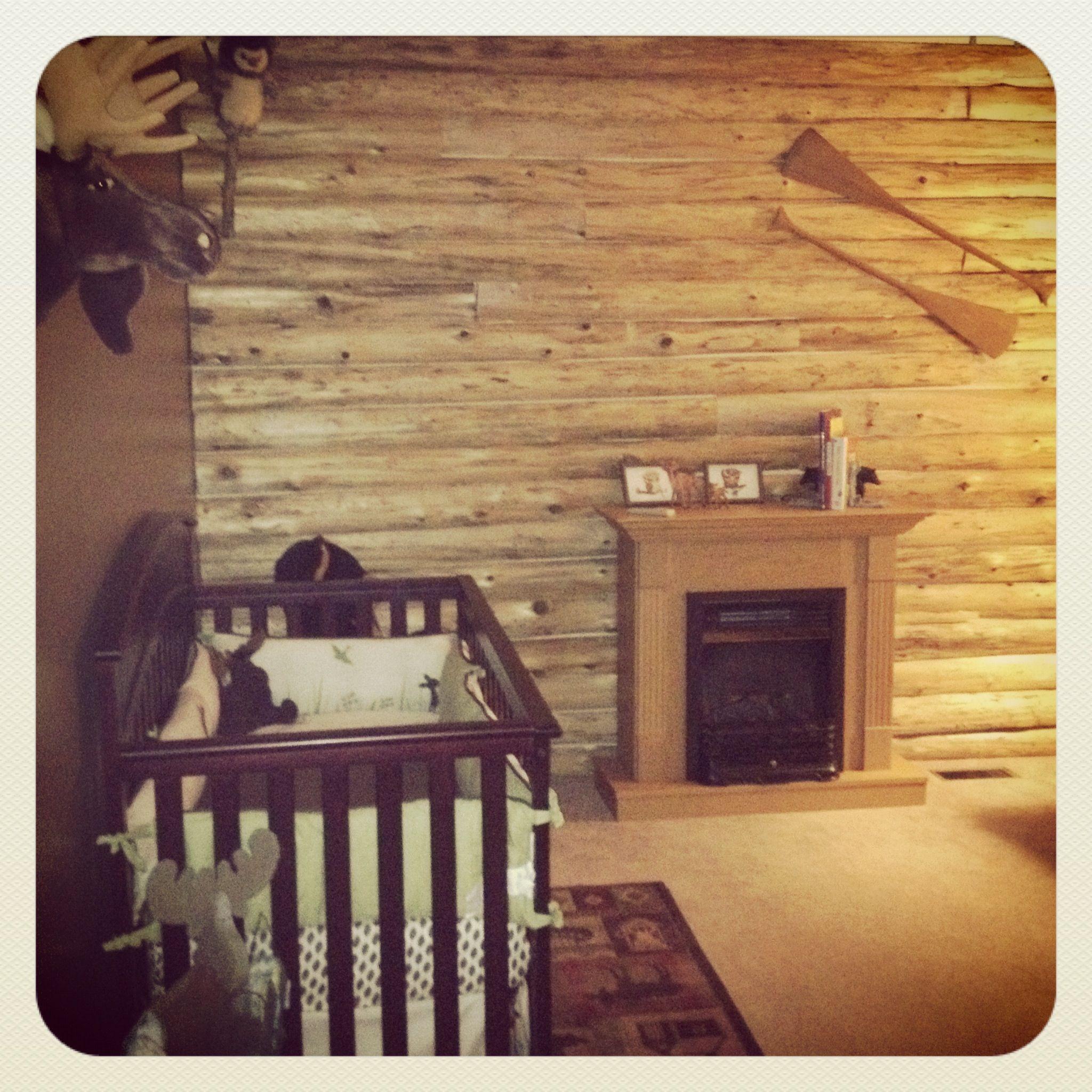 My Babyu0027s Nursery! Cabin , Hunting, Wildlife , Outdoor Theme