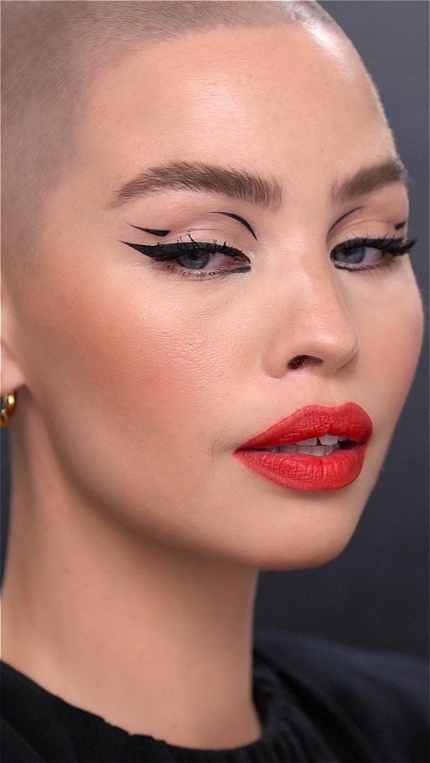 YSL Beauty Tutorial with Celine Bernaerts