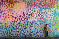 atlanta based artist Alex Brewer | HENSE | #AtlantaBeltline #CreativeAtlanta