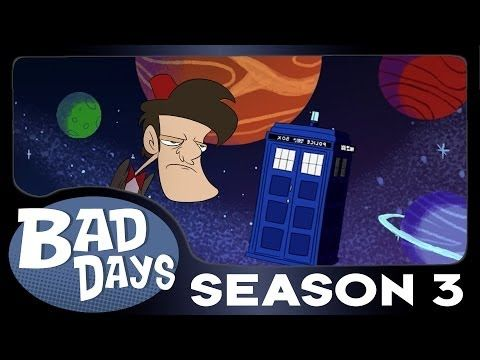 ▶ Doctor Who - Bad Days - Season 3 Ep 3 - YouTube