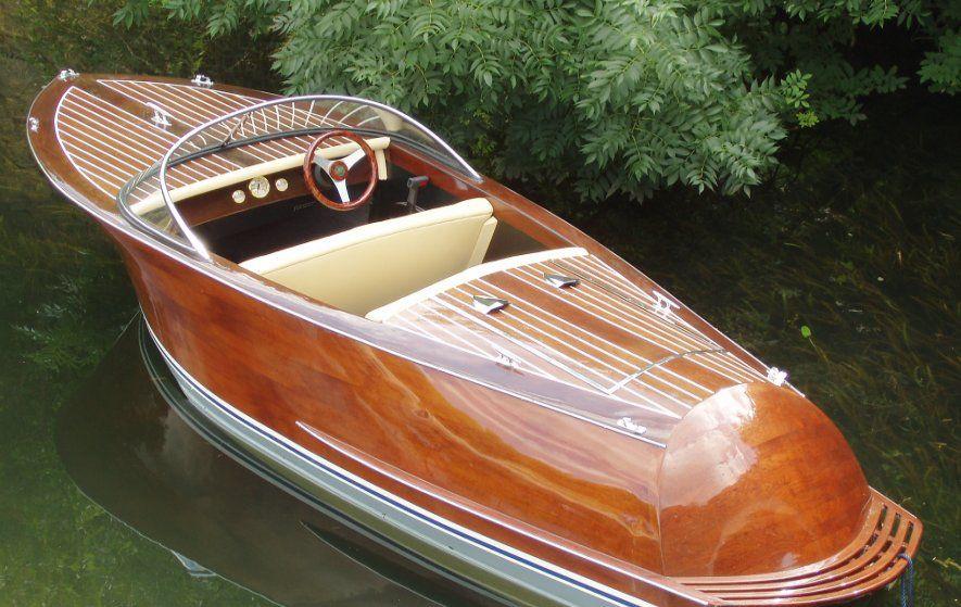 Marine classics are uk based classic boat builders