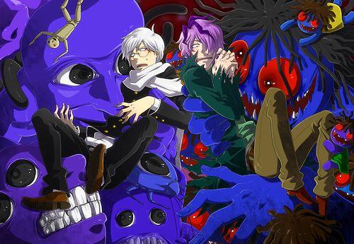Ao oni//Ib | RPG horror games | Rpg horror games, Rpg maker, Rpg