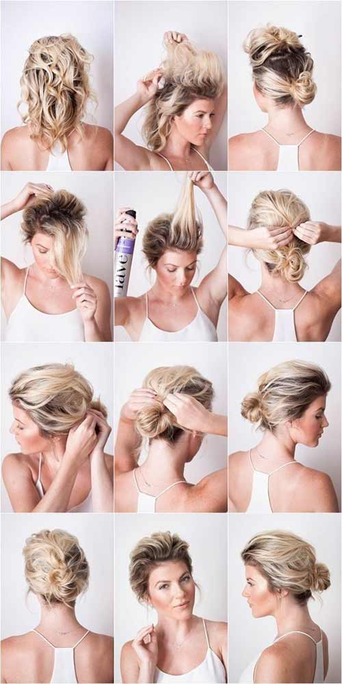Fresh Simple Hairstyles for Short Hair – Hairstyless.website