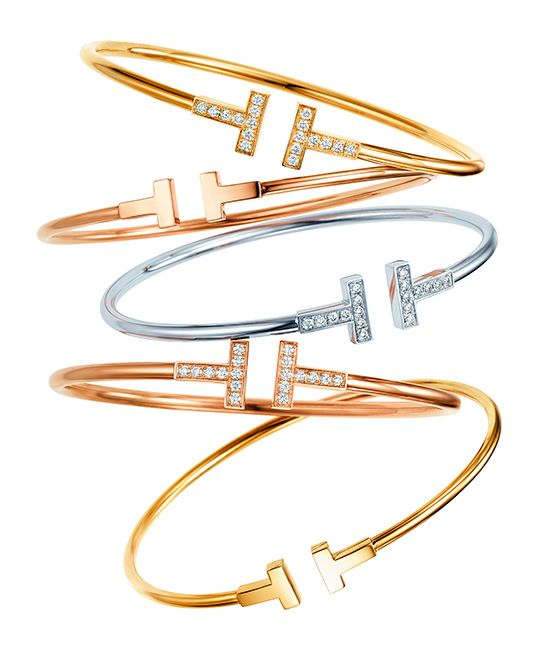 Love The New Tiffany T Collection Designed By Francesca Amfitheatrof