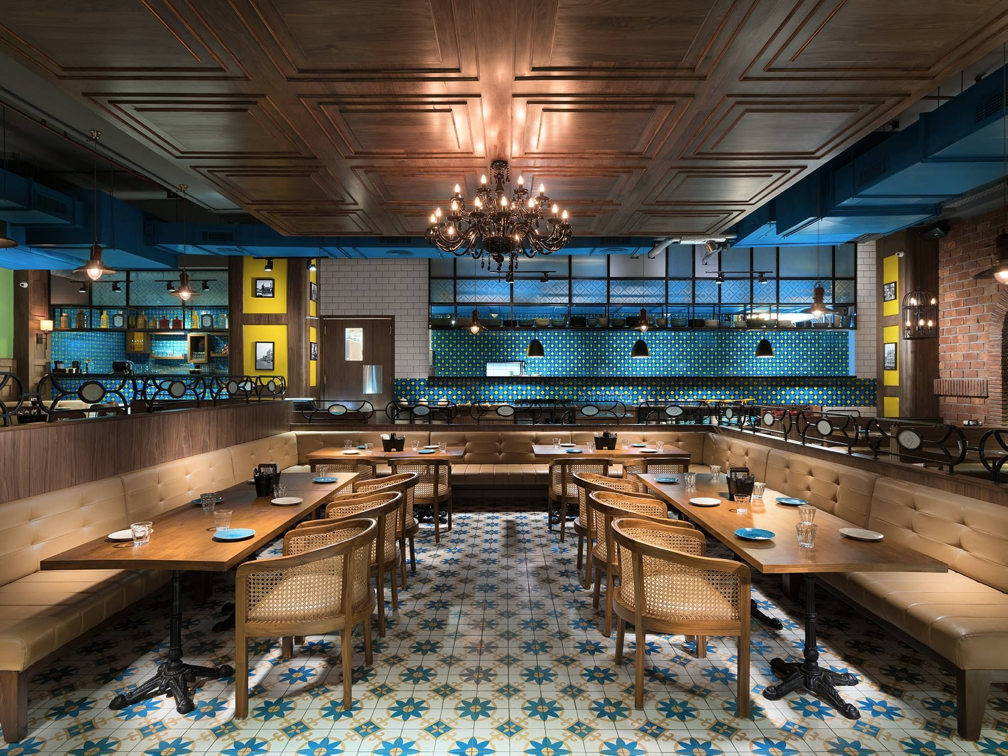 Reinventing the classics : Zeppelin Design United Coffee House at ...