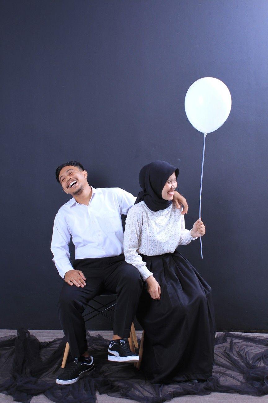 Pin Di Prewedding Hijab Idea