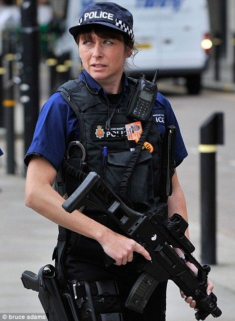 British Police (Manchester)  sc 1 st  Pinterest & British Police (Manchester)   Cops All Over The World   Pinterest ...