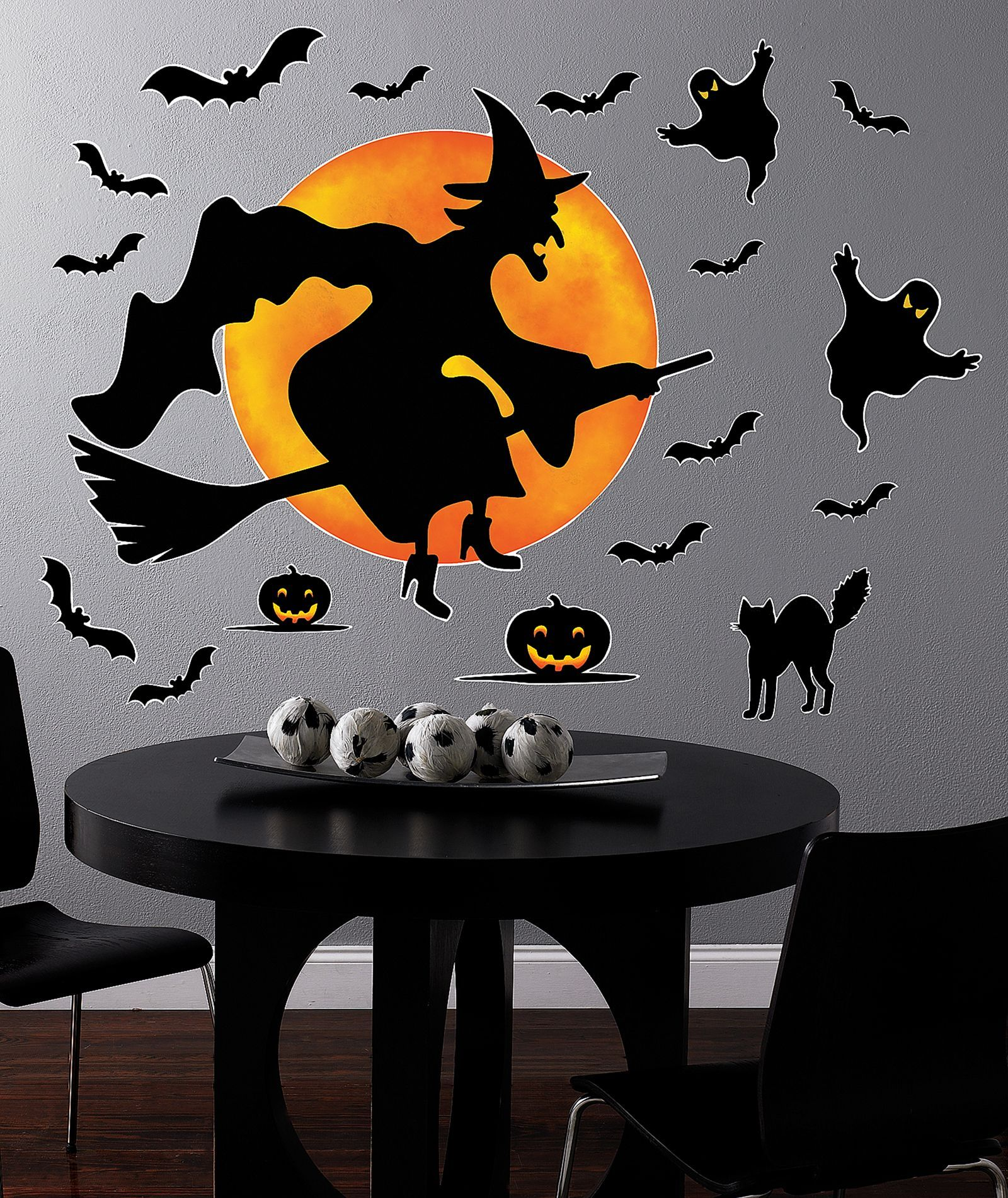 14 Most Wonderful Halloween Wall Decoration Ideas That Inspire You