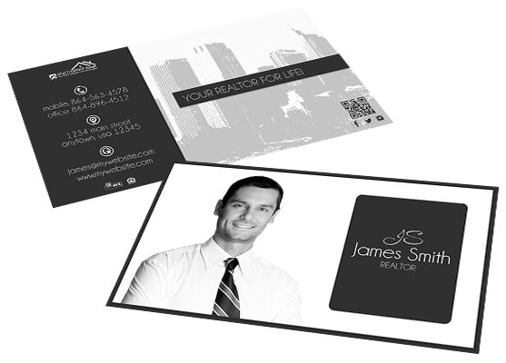 Real Estate Business Cards RSD-BC-122