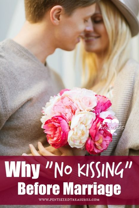 Christian dating why no kissing