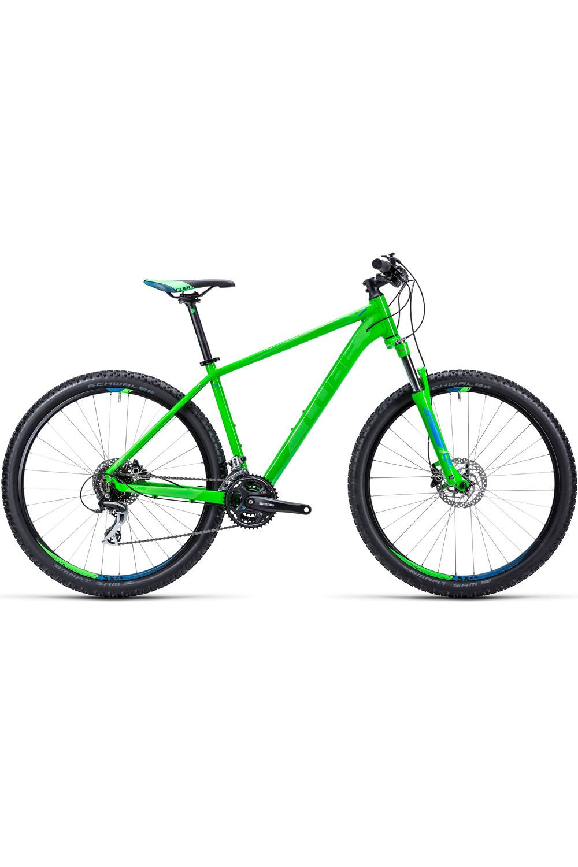 Cube Aim Sl 27 5 2015 Cyclesurgery Mtb Bike Bike Bike Gear
