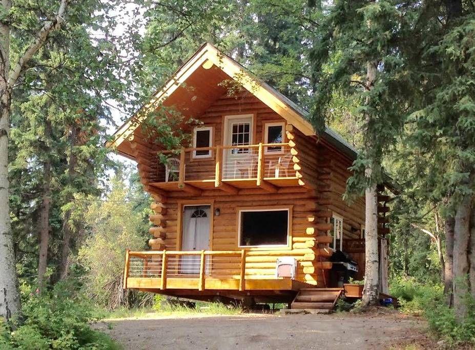fairbanks alaska airbnb travel us cabin alaska cabins in the rh pinterest com
