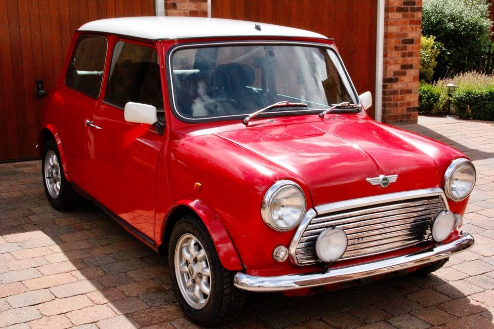 Rover Mini Cooper 1 3i Classic 2000 My Final Edition Detailed