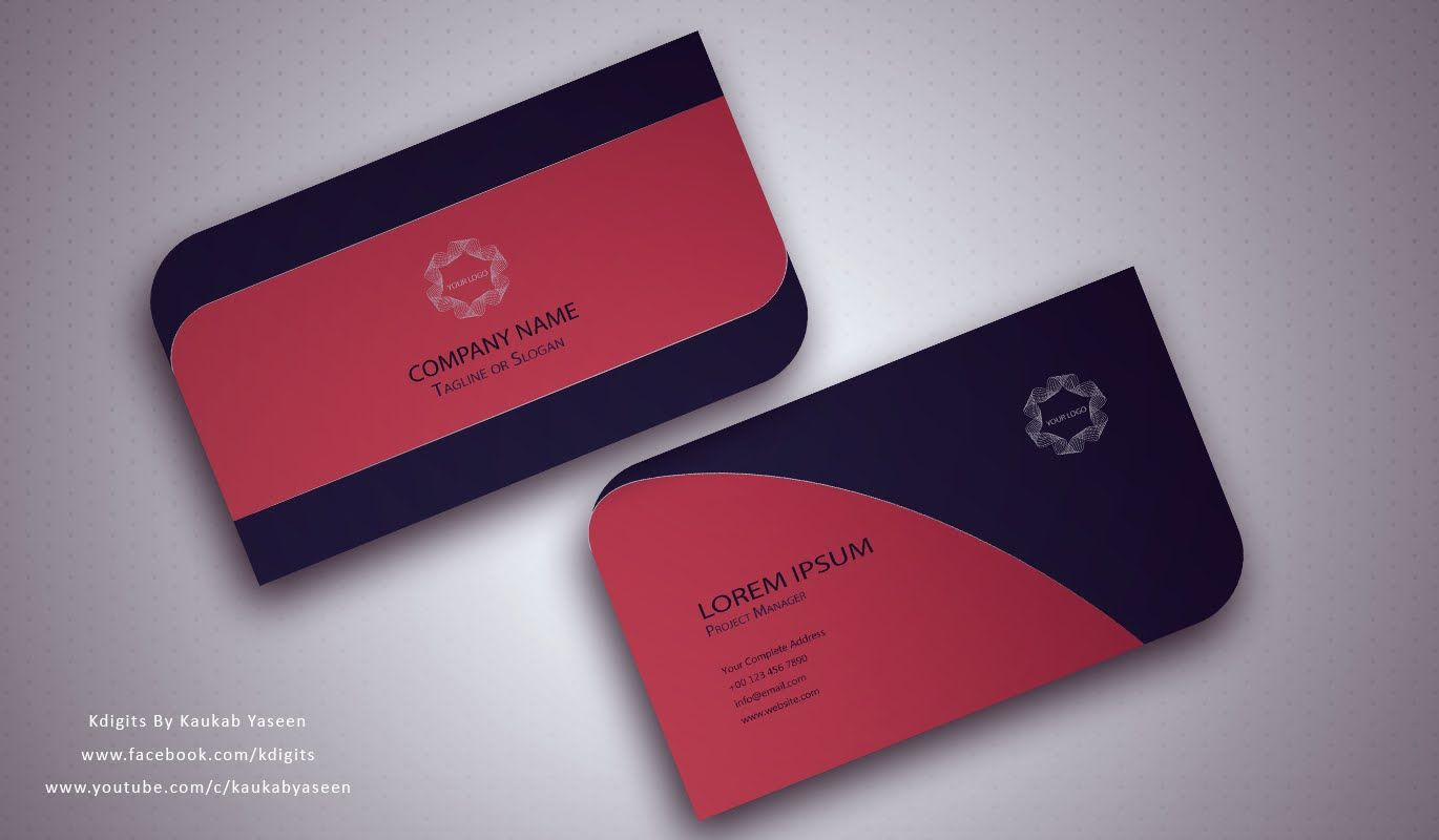 Illustrator Tutorial Business Card Design 03 Illustratortutorials Businesscardsillustratortutorial Businesscardsdesign Hy Watching
