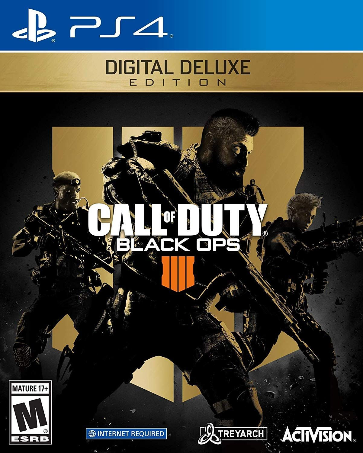 Call of Duty Black Ops 4. The most thrilling multiplayer
