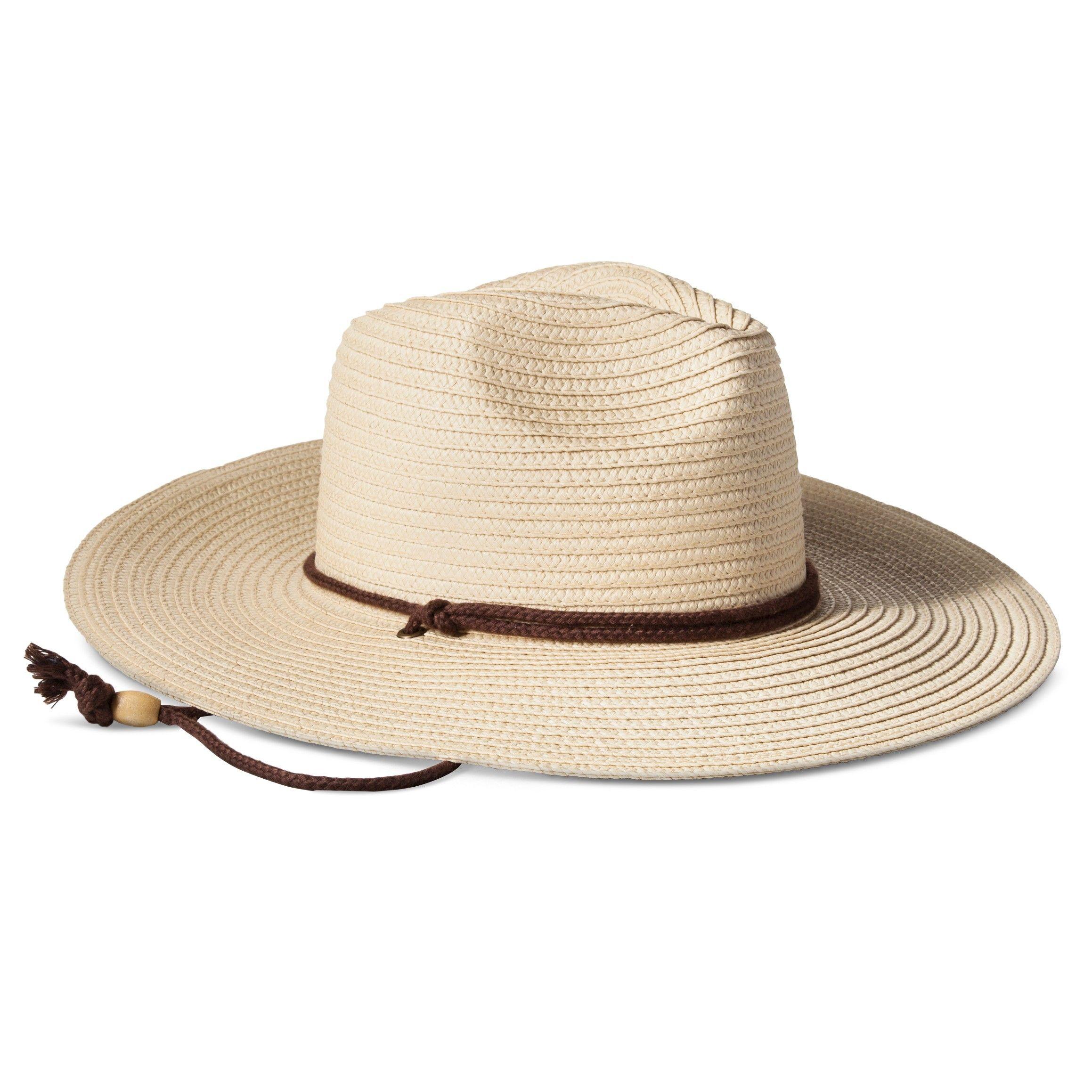 bf5b6bed278 Men s Wide Brim Fedora Desert Tan