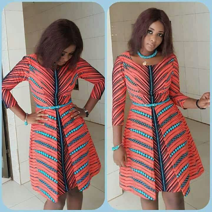 i absolutely love it african print dresses pinterest