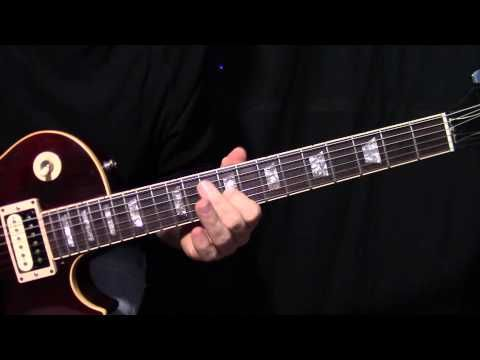 How To Play I Cant Tell You Why Guitar Solos By The Eagles