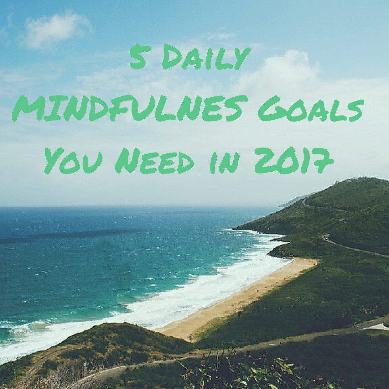 5 Daily Mindfulness Goals For That Even Your Goldfish