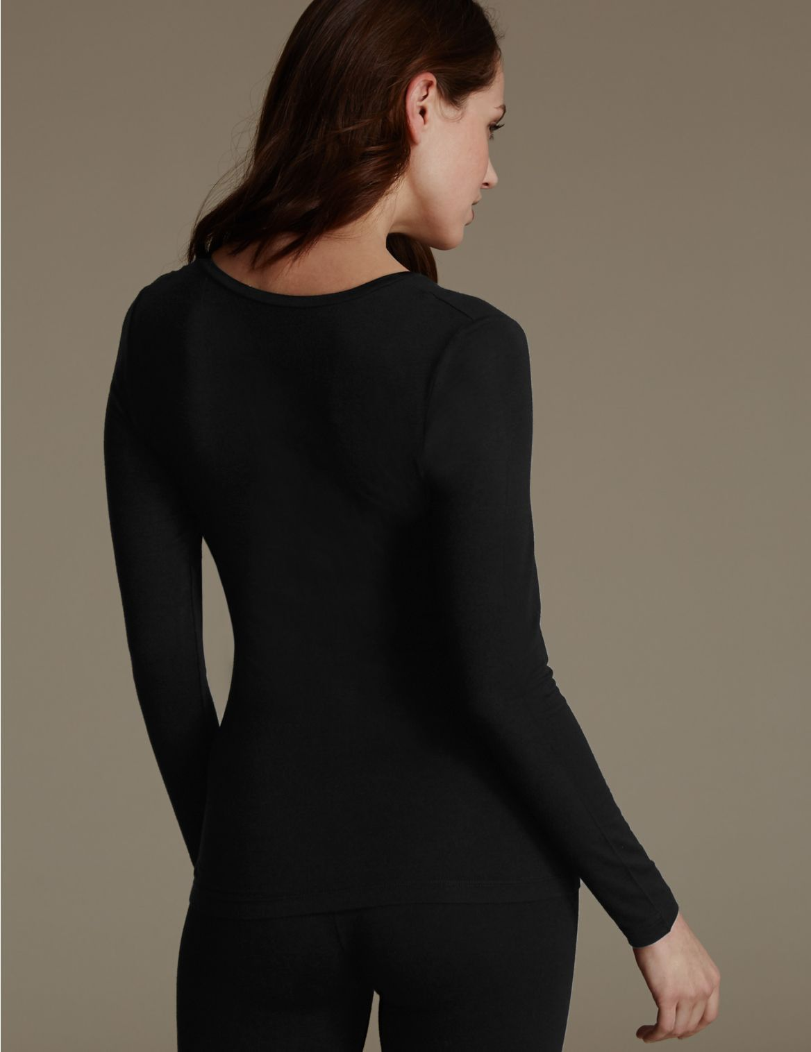 Heatgen™ Thermal Long Sleeve Top -M S  57d8511be