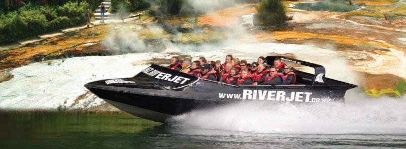 Jet Boat Thrill Ride, 25 Minutes - Central Coast - Adrenaline