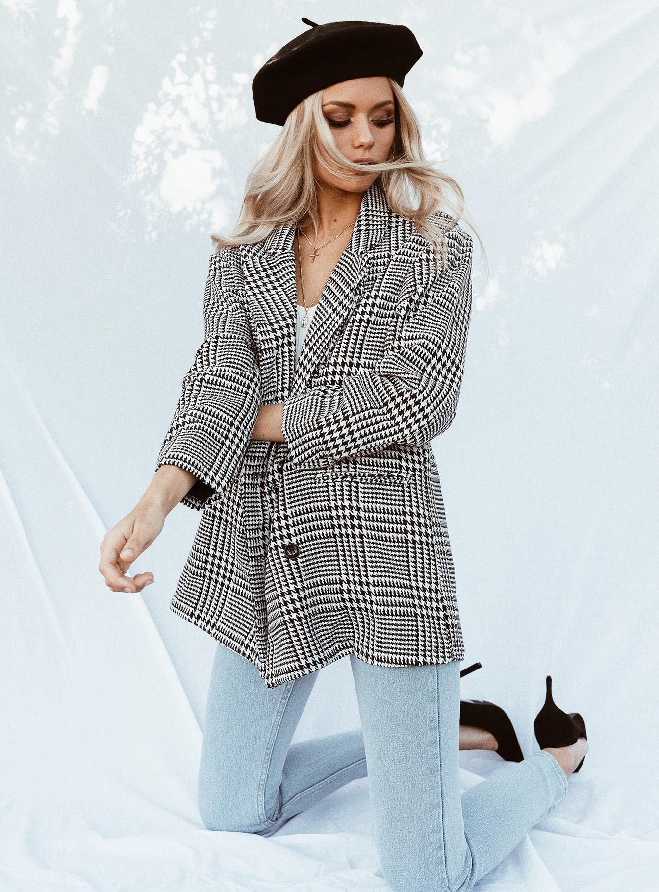 f045df4b8 The Bella Blazer | OUTFIT INSPIRATION | Princess polly, Jackets for ...