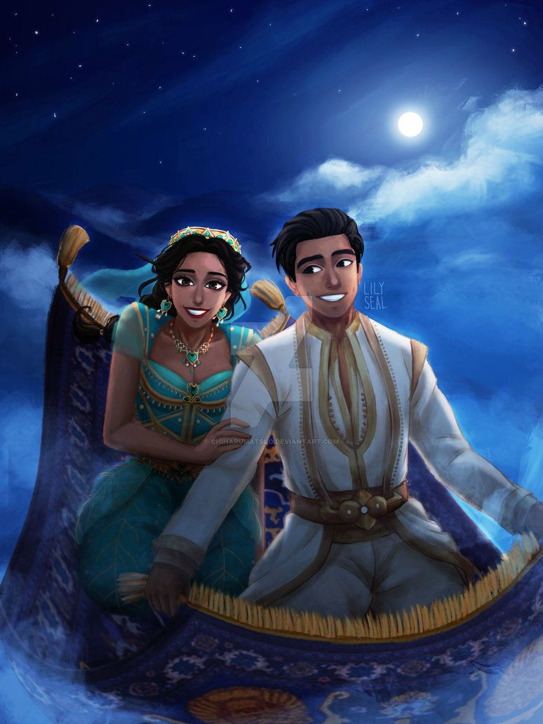 A Whole New World By Https Www Deviantart Com Chiharumatsuo On