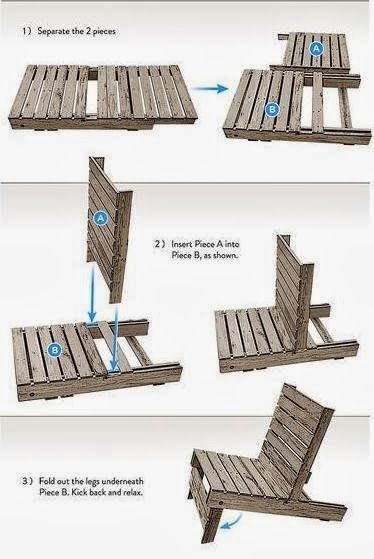 Most recent Absolutely Free Wooden Pallets chair Concepts