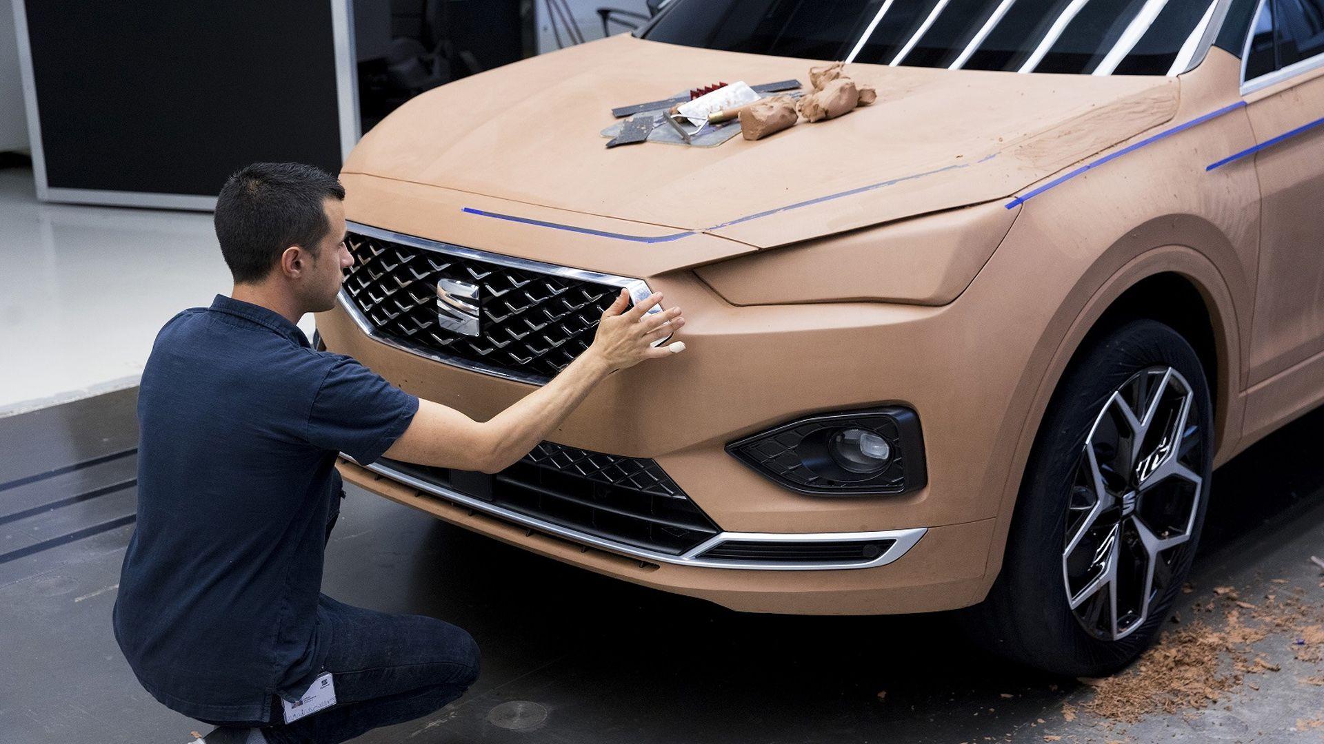 Seat Tarraco Design Story Automotive Design Crossover Suv Design