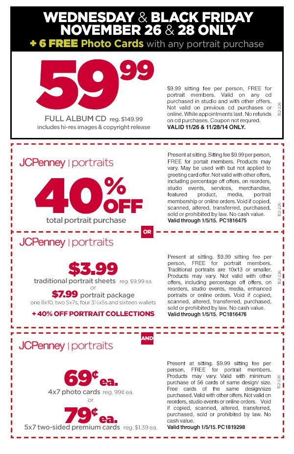 58c5c363f Wednesday and Black Friday at JCPenney Portraits