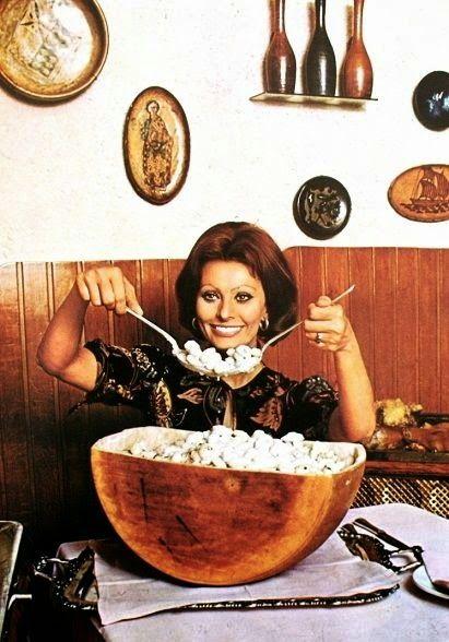 ~ Sophia Loren