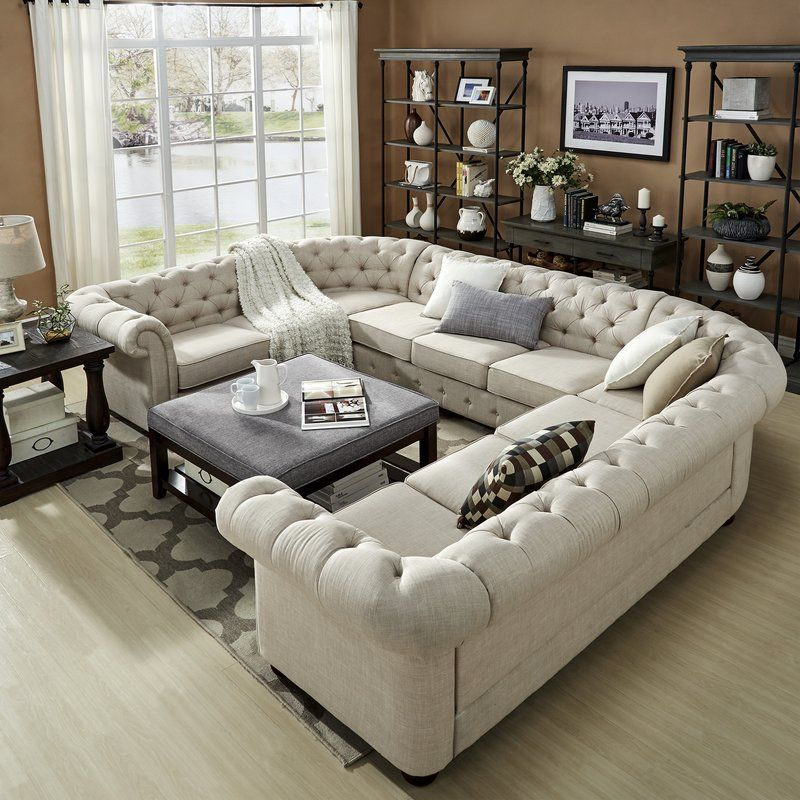 Astonishing Gowans Symmetrical Symmetrical Sectional Interior Design Gamerscity Chair Design For Home Gamerscityorg