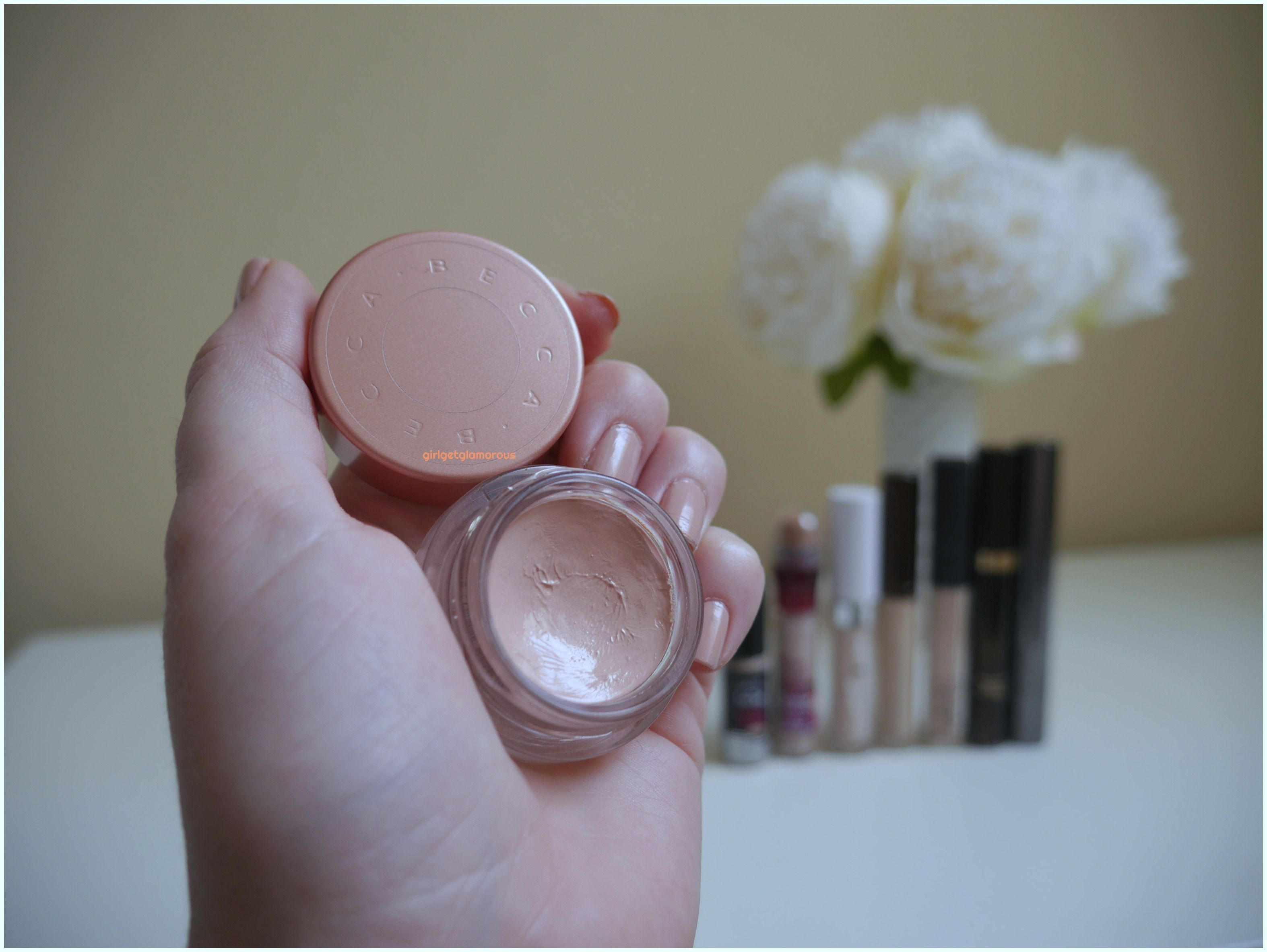 How To Use Becca Under Eye Brightening Corrector to Hide ...