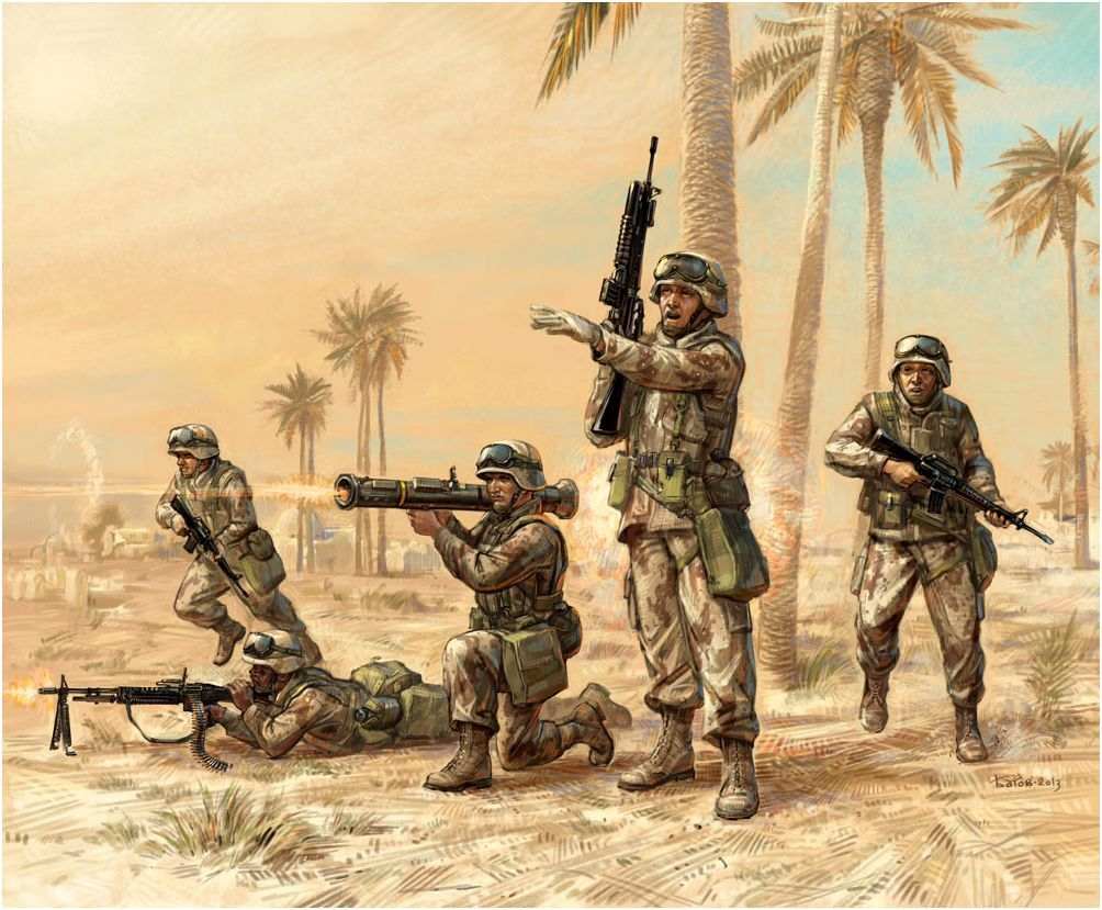 us iraq war This study gives detail information about american invasion of iraq in 2003 and explains us decision to invade iraq from different analytic perspectives such as.